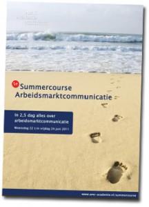 5e Summercourse Arbeidsmarktcommunicatie