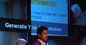 Martijn Hemminga spreekt op Praktijkcongres Interne communicatie