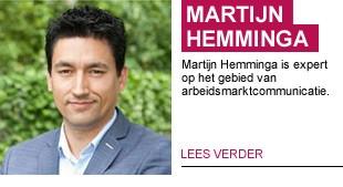 Martijn Hemminga spreker op Identiteitscongres